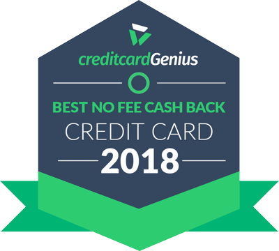 Best Cash Back Credit Cards With No Annual Fee